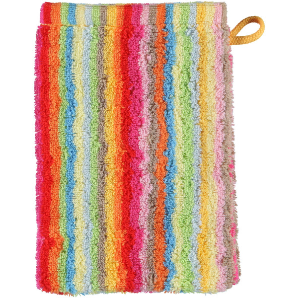 CAWÖ Life Style 7008 Waschhandschuh 16 x 22 cm Multicolor He