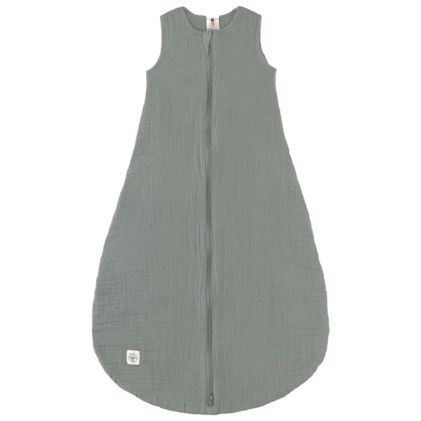 Lässig Muslin Baby Sleeping Bag GOTS, TOG 1,0 Green